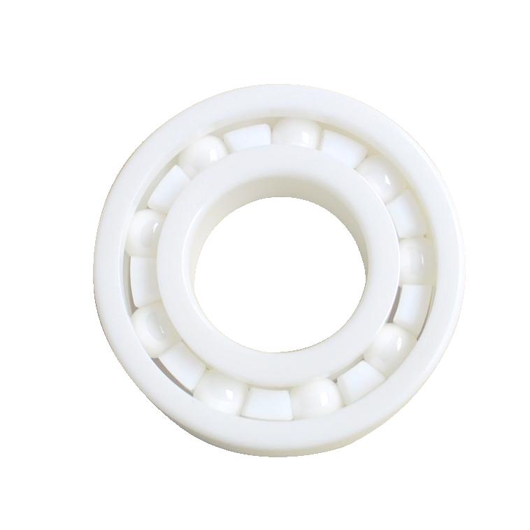 Rodamientos de bolas de ranura profunda de cerámica