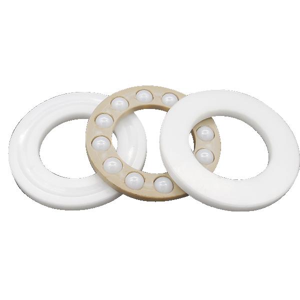 Cerámica rodamientos axiales de bolas